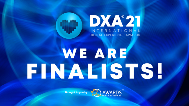 Finalists DXA Awards