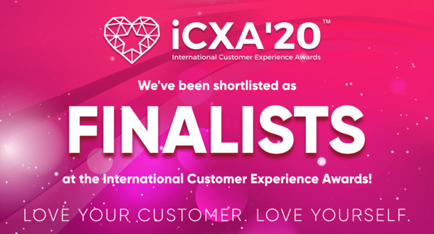 Finalists ICX Awards